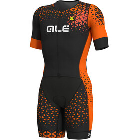 Alé Cycling Rush Tri Heren oranje/zwart